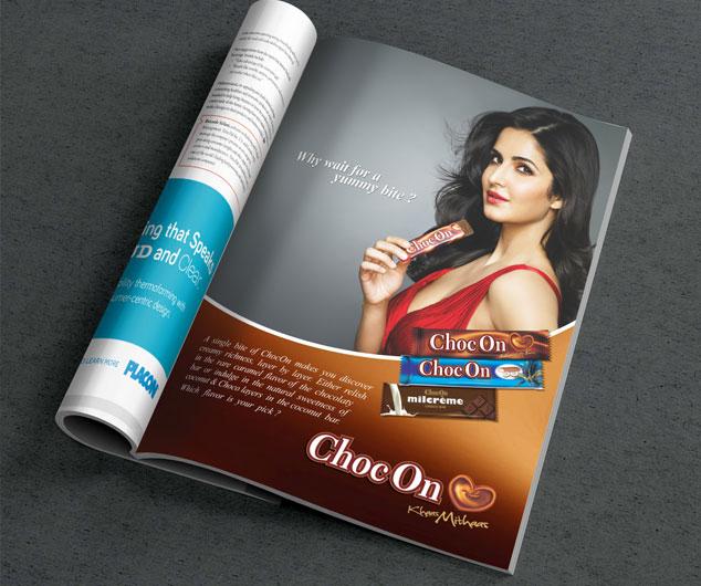 Print Ads & Magazines